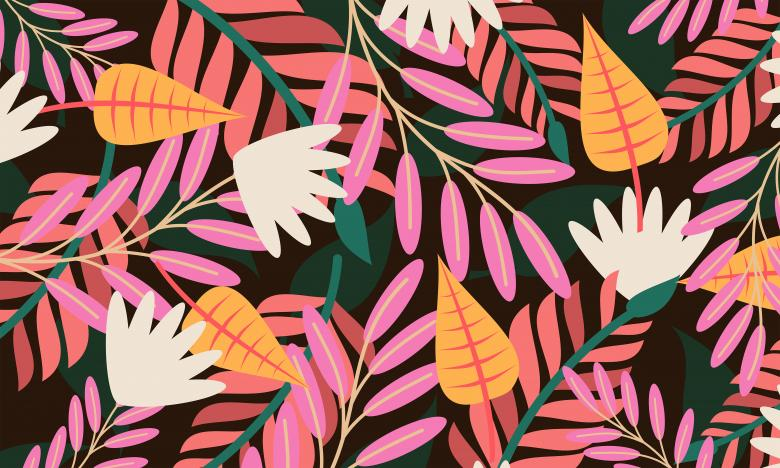 Floral Illustrations - Image Collection