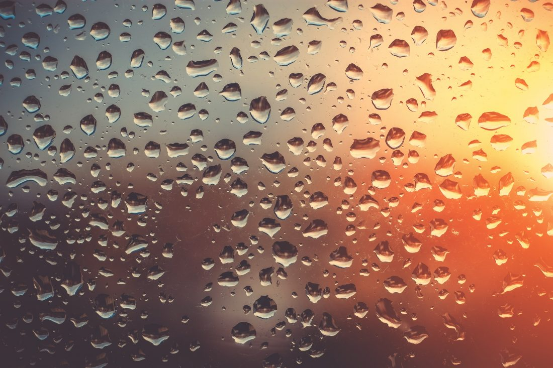 Raindrops - Image Collection