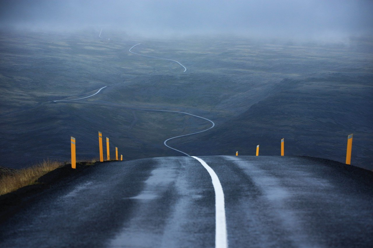 The Road to Nowhere - Image Collection