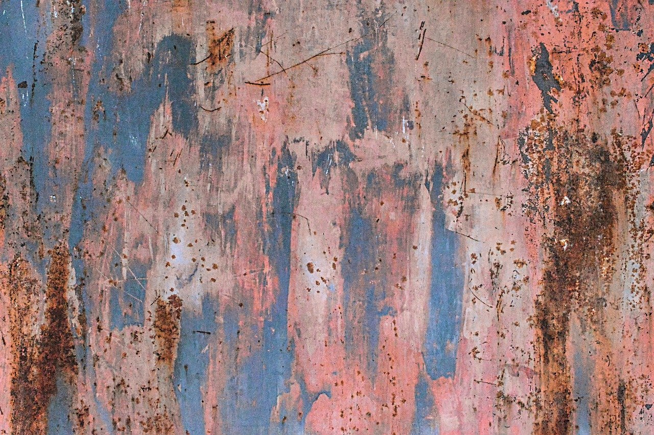 Rusty Texture - Image Collection